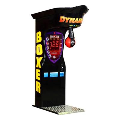 Boksmachine multi player Boxmachine boksautomaat geldinworp