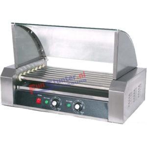 HotDog grill worsten machine