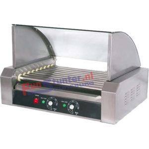 HotDog apparaat HotDogMachine 9 rollen hotdoggrill