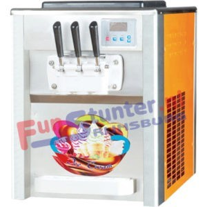 Softijs machine FS-ST318 tafelmodel 3 taphendels 230V