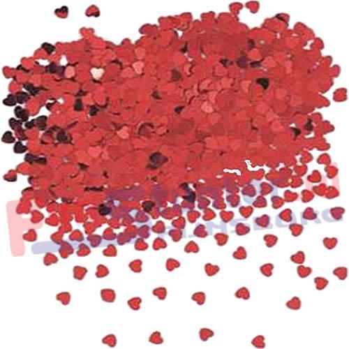 ConfettiHartjes Rood Hartjesconfetti Liefdesconfetti