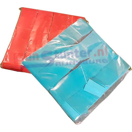 Confetti pak per Kg Crepepapier confetti flinterdun