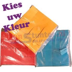 Confetti Crepe Kilo pak Goedkoop kwaliteit milieuvriendelijk