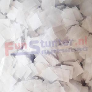Confetti Sneeuw Confettisneeuw - Snowfetti Miniconfetti Sneewfetti
