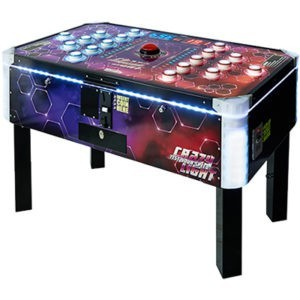 Reactie Tafel Speelautomaat Crazy Light FunStunter