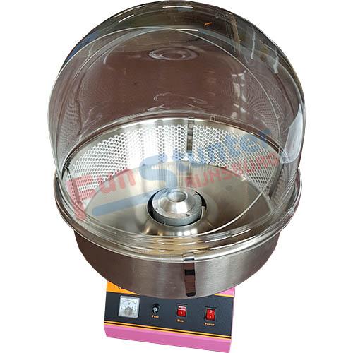 Suikerspinmachine FS-C50, Spinkap FS-WK50 met spinnet