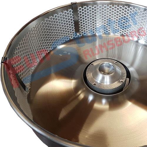 Suikerspinmachine FS-C50 met suikerspinnet