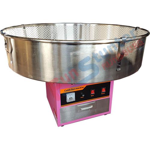 Luxe suikerpinmachine met automatische temperatuur regeling