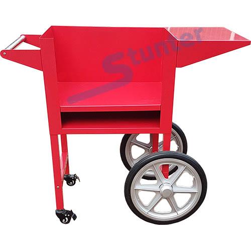Suikerspinwagen FS-SW2 Decoratieve suikerspin onderwagen Suikerspinmachinekar